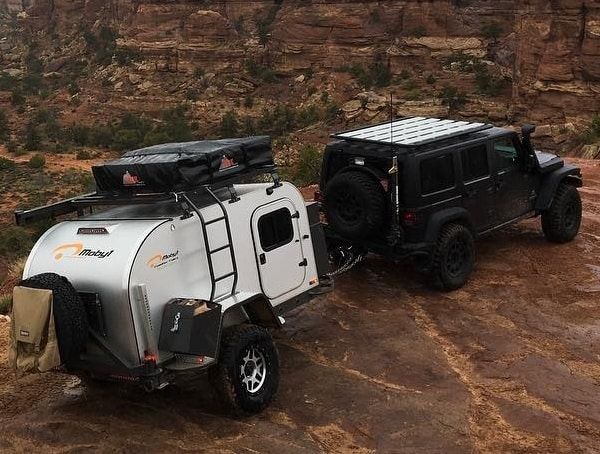 Off Road Teardrop Trailer Kit