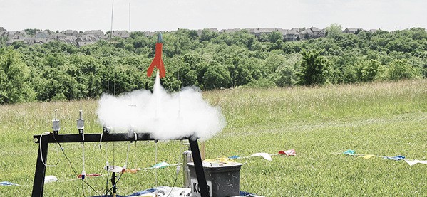 Model Rockets Father Son Activities