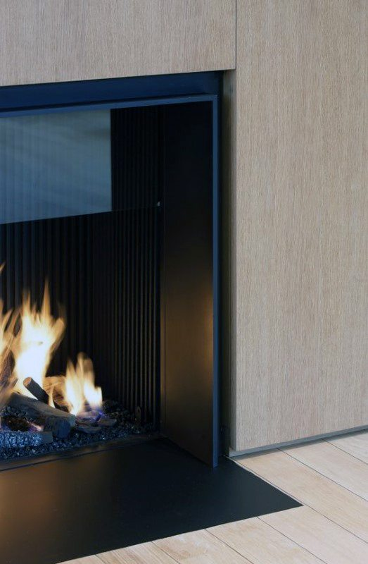 Modern Architectural Details Modern Fireplace Design