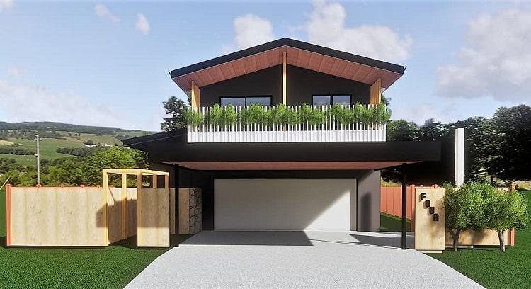 Modern Architure Design Attached Carport Collinsbuildingdesigns