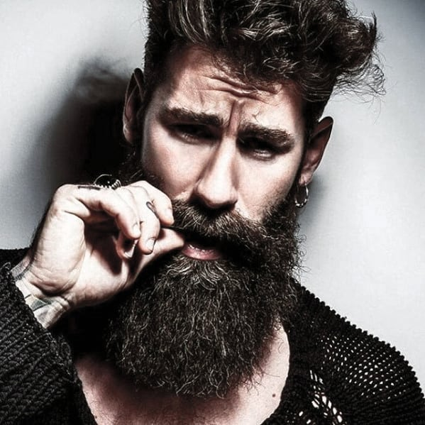 Modern Awesome Beard Style Ideas For Guys