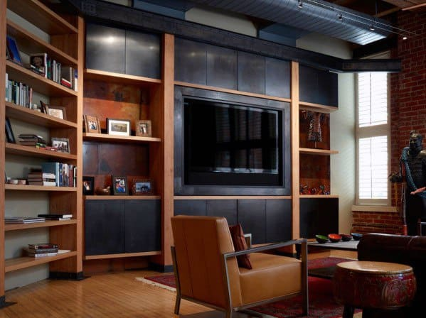Modern Awesome Man Caves For Guys
