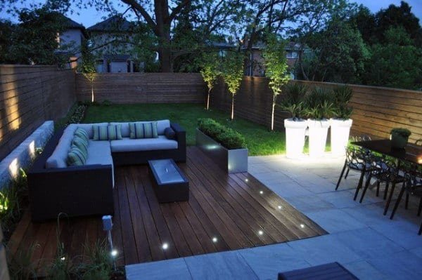 Modern Backyard Landscaping Design Ideas
