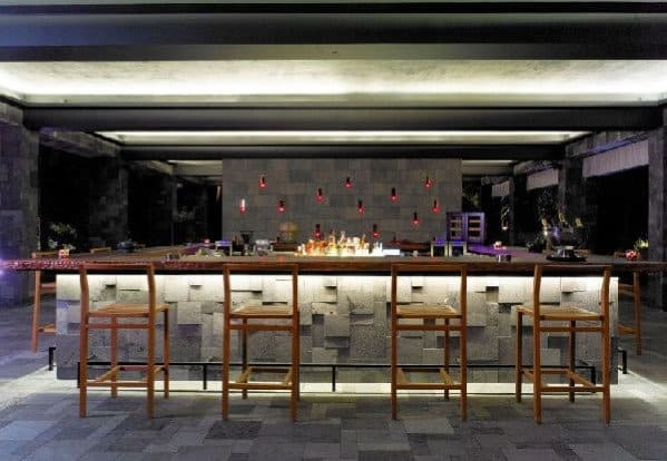 Top 40 Best Home Bar Designs And Ideas For Men - Next Luxury