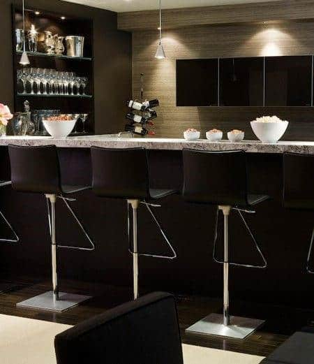 Top 40 best home bar designs and ideas for men next luxury for Small bar area ideas