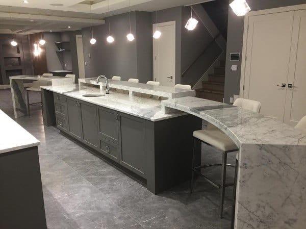 Modern Bar Top Design Ideas