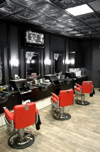 Modern Barber Shop Designs