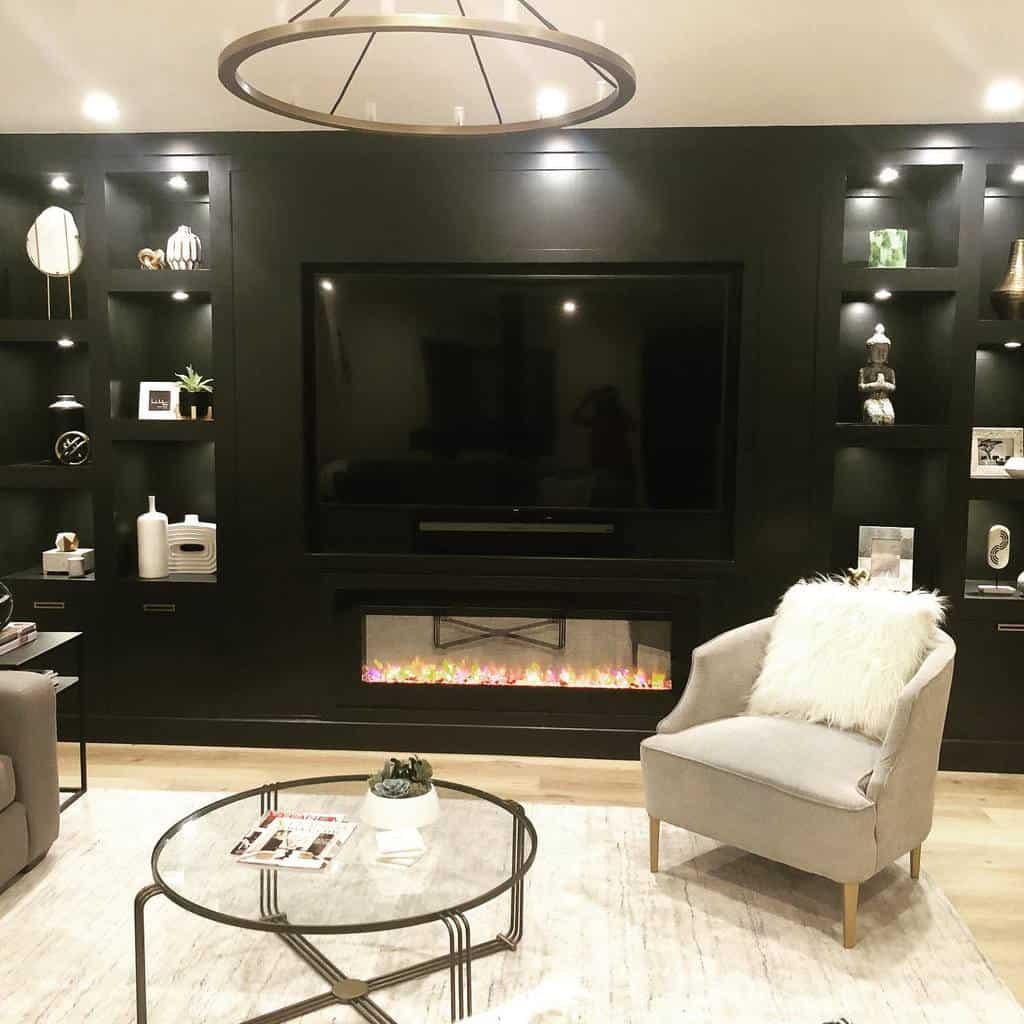 modern basement floor ideas shindehomes