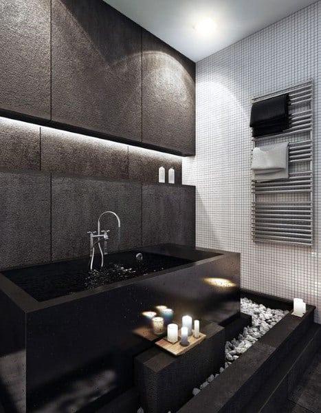Modern Bathroom Wall Mirror Ideas