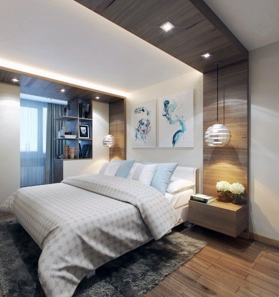 Top 70 Best Bedroom Lighting Ideas - Light Fixture Designs