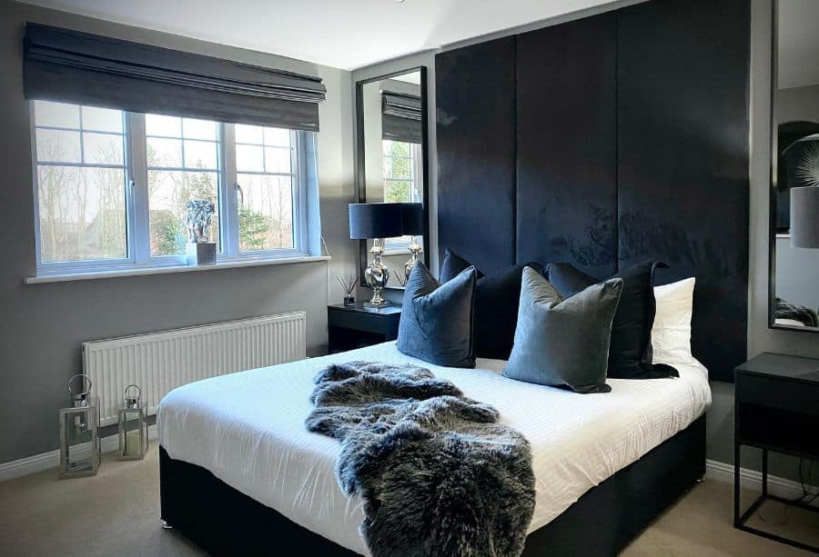 modern black and white bedroom ideas our_trinity_home