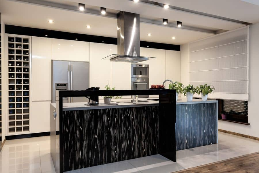 The Top 98 Black And White Kitchen Ideas Interior Home And Design Next Luxury