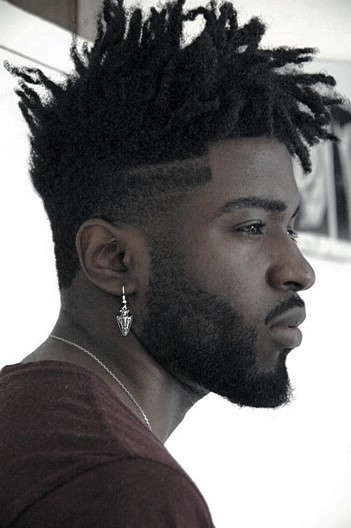 60 Beard Styles For Black Men Masculine Facial Hair Ideas