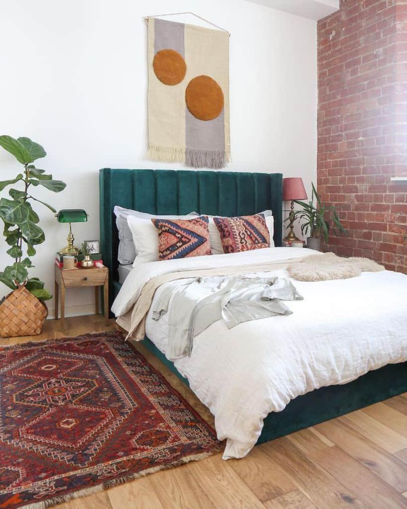 modern boho bedroom ideas sailorandscout