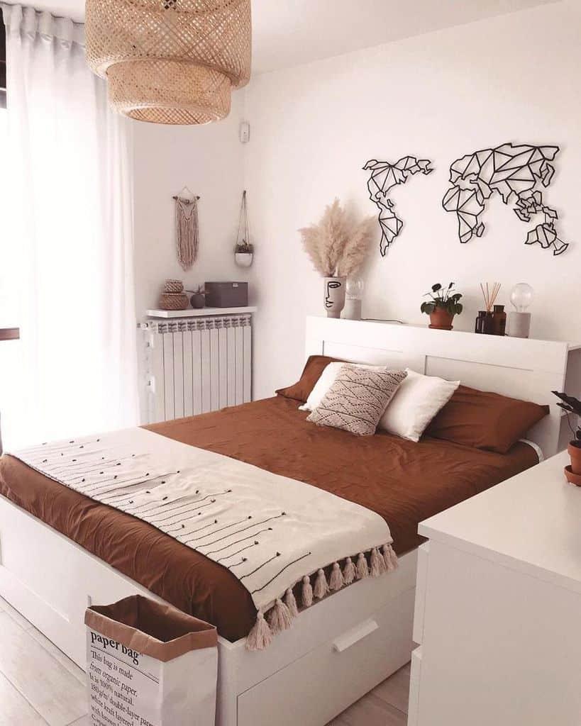 modern boho bedroom ideas silviazocchi_