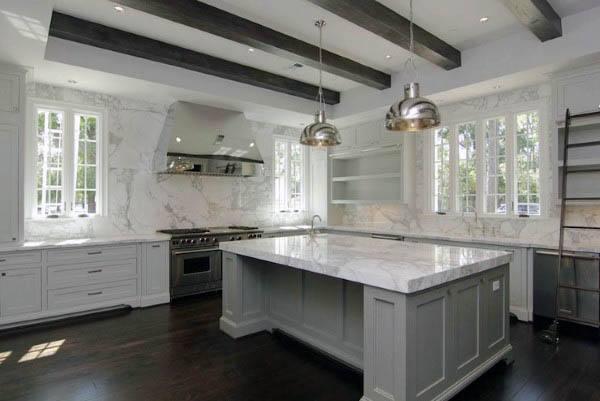 Modern Cabinets Kitchen Designs