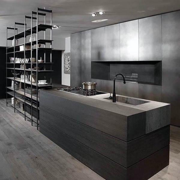 Modern Cabinets Kitchen Ideas