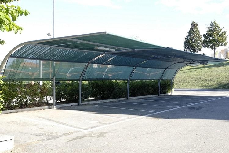 Modern Canopy Double Carport Ideas