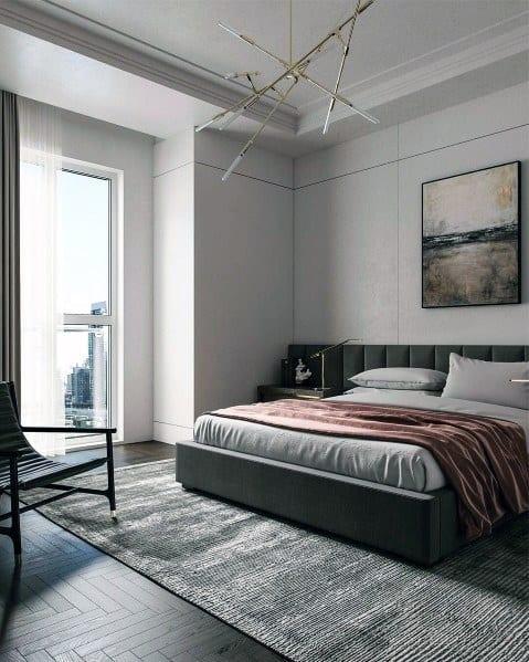 Modern Chandelier Fixture Home Ideas Bedroom Lighting