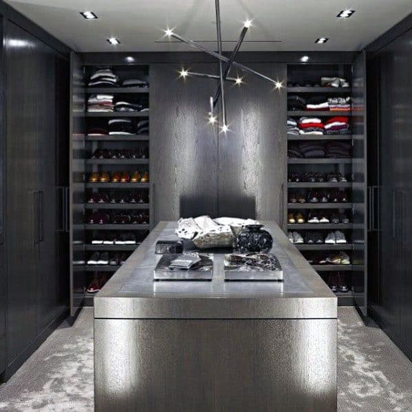 Modern Chandelier Luxury Closet Lighting