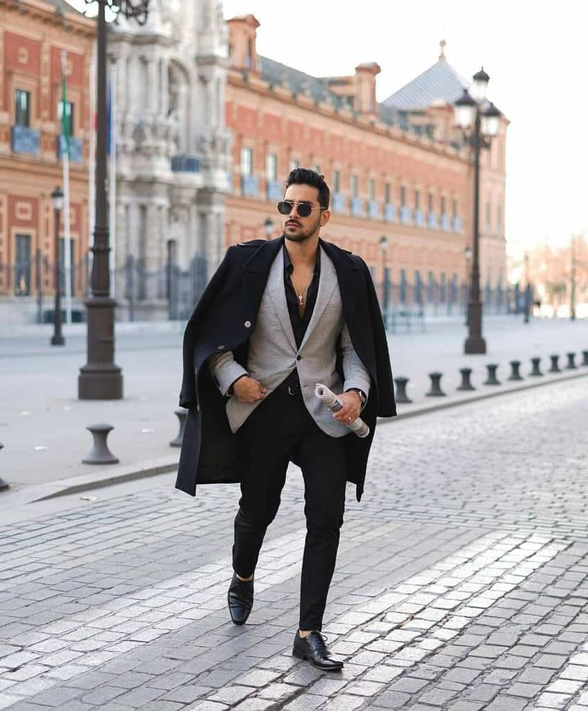 Modern Classic Mens Style Fashion