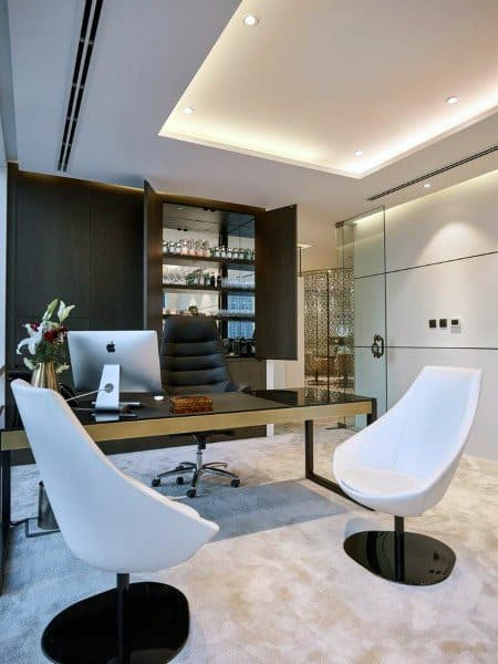 Best Modern Home Office Design Ideas