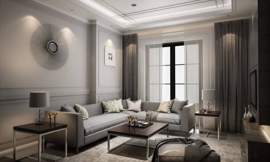 Modern Contemporary Living Room Decorating Ideas 10