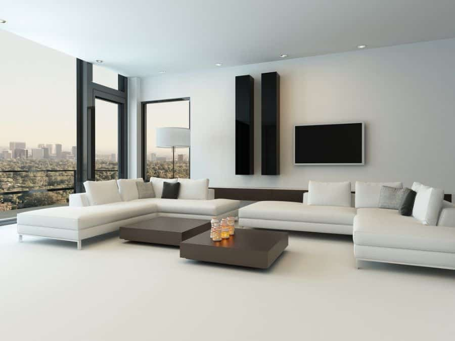 Modern Contemporary Living Room Decorating Ideas 11