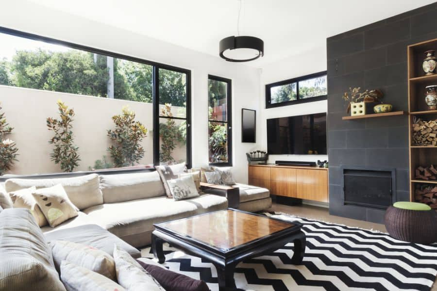 Modern Contemporary Living Room Decorating Ideas 16
