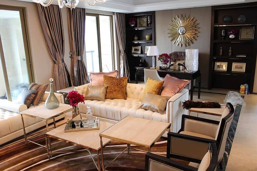 Modern Contemporary Living Room Decorating Ideas 2