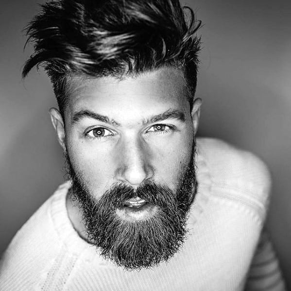 Modern Cool Beard Style Ideas For Guys