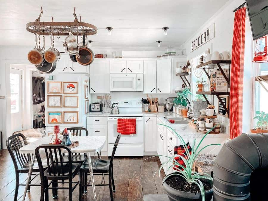 modern country kitchen ideas littlehouseonpurpose