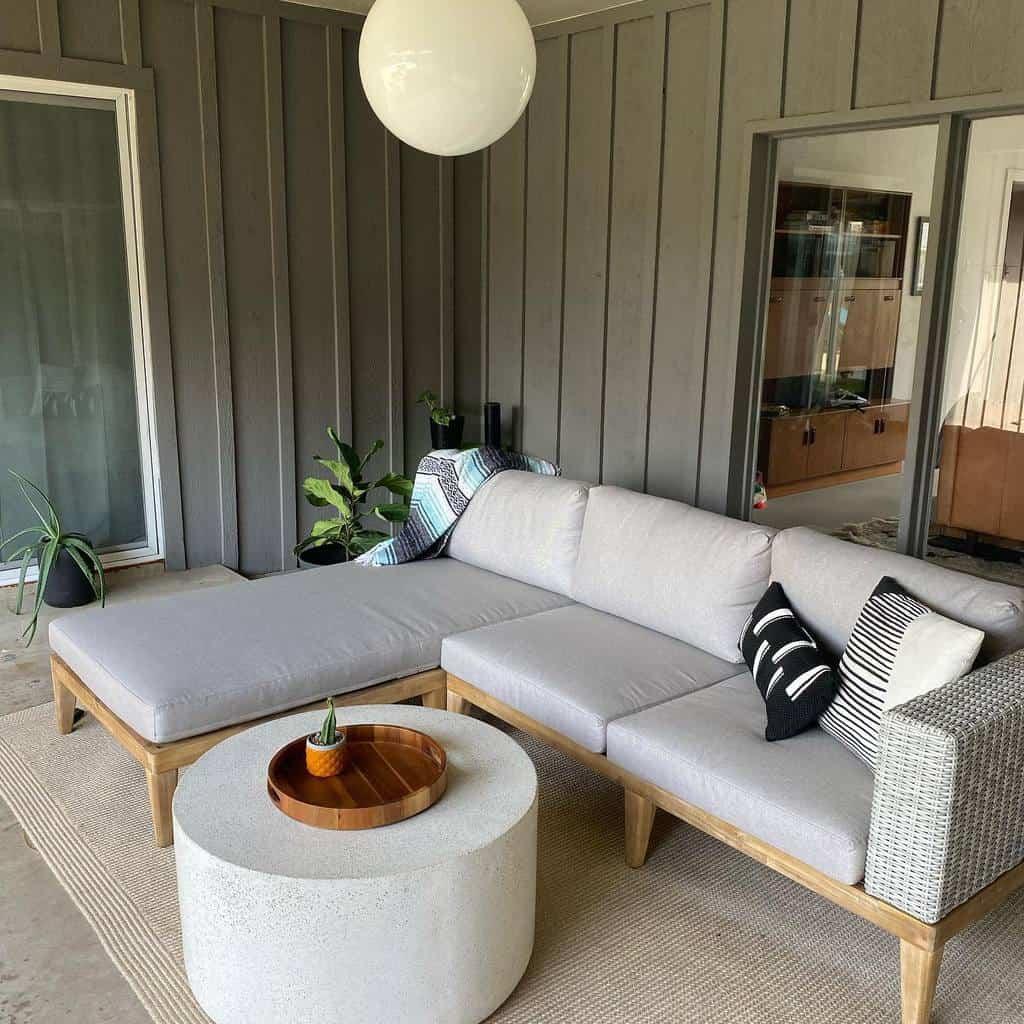 modern covered patio ideas huntingforthegoodlife