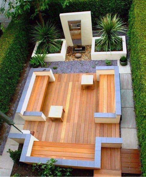 Modern Deck Design Idea Inspiration