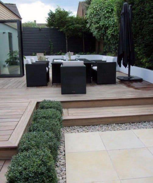 Modern Deck Design Ideas