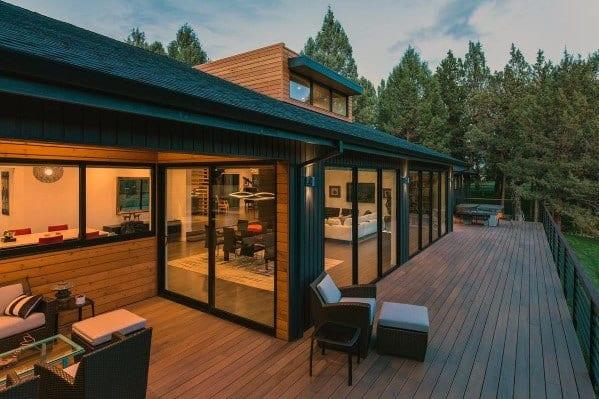 Modern Deck Design Inspiration