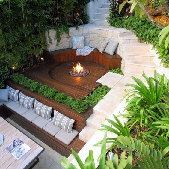 Modern Deck Home Ideas