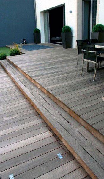 Modern Deck Idea Inspiration