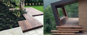 Top 50 Best Modern Deck Ideas – Contemporary Backyard Designs