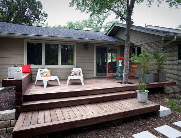 Modern Deck Ideas Inspiration