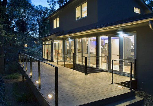 Modern Design Ideas For Deck Lighting