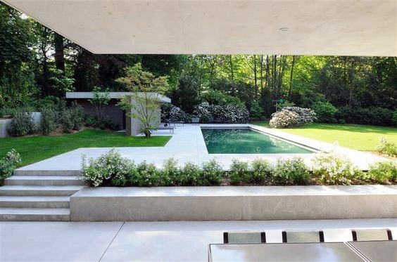 Modern Design Landscaping Ideas