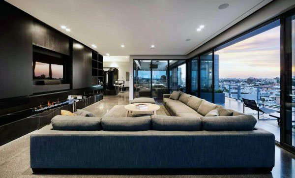 Modern Designs For Living Room Ideas