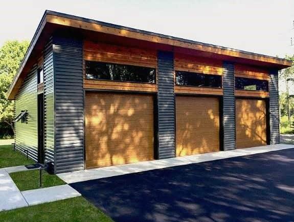 Modern Detached Garage Ideas