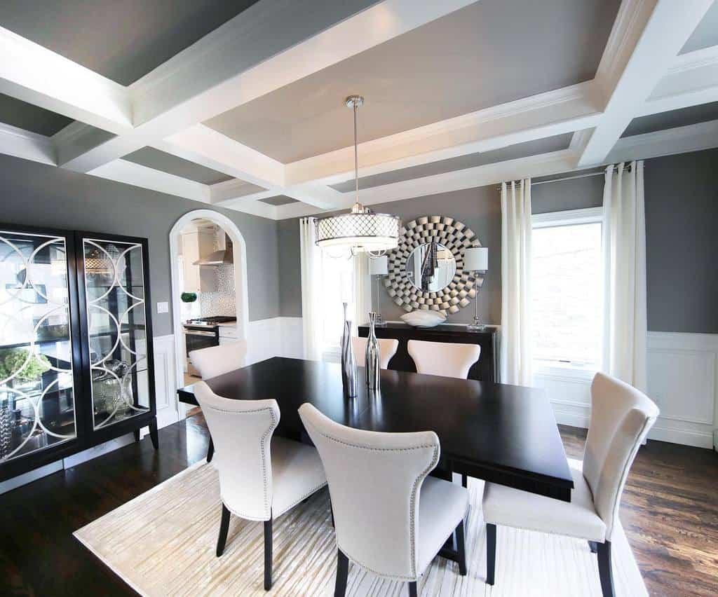 modern dining room ideas alxinteriors