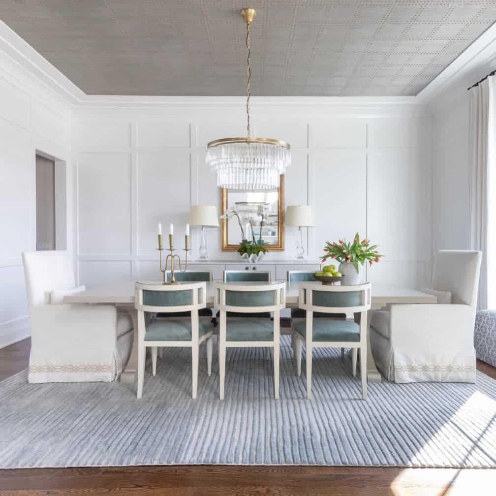 modern dining room ideas kristen.mayfield