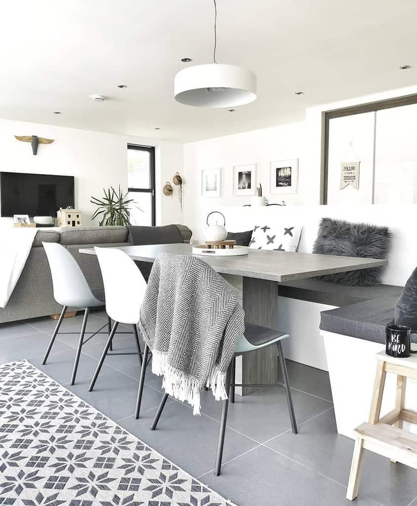 modern dining room ideas theglobehq