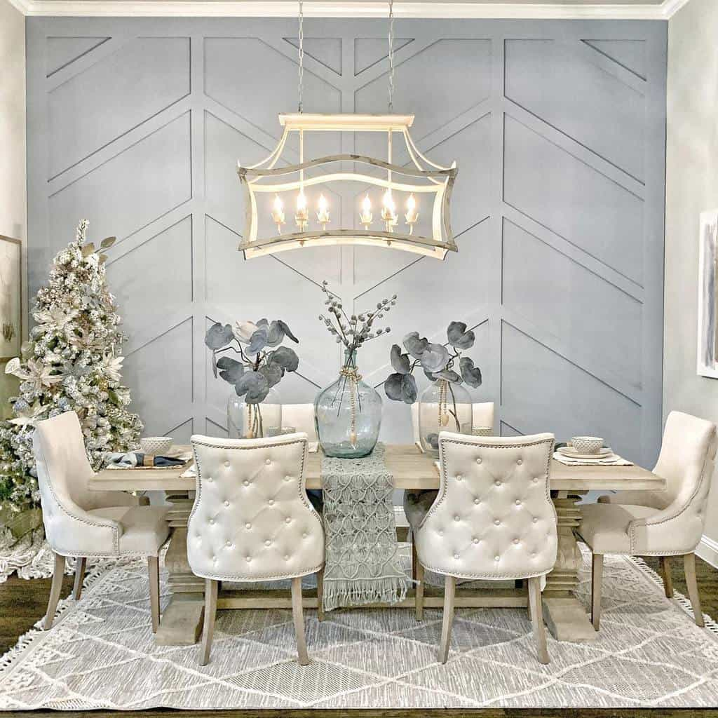 modern dining room wall decor ideas thefunkgypsy