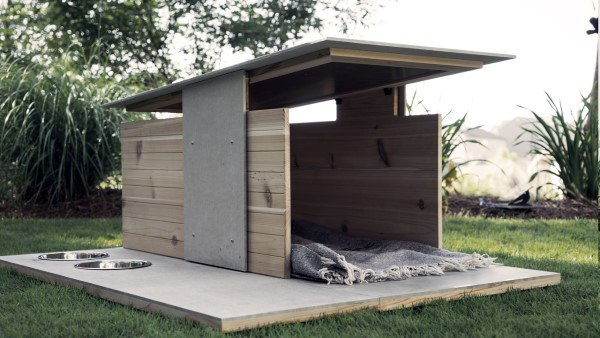Modern Dog House Designs For Large Breeds