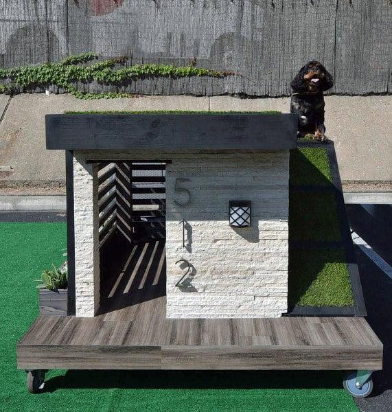 Modern Dog House Ideas